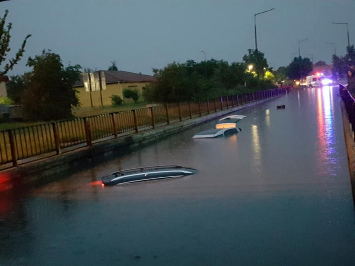 Hungary Hit by a Month's Worth of Rain post's picture