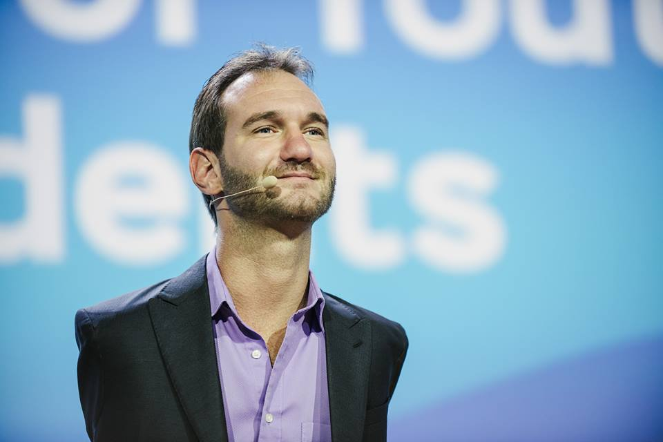 Nick Vujicic Visits Hungary Again post's picture