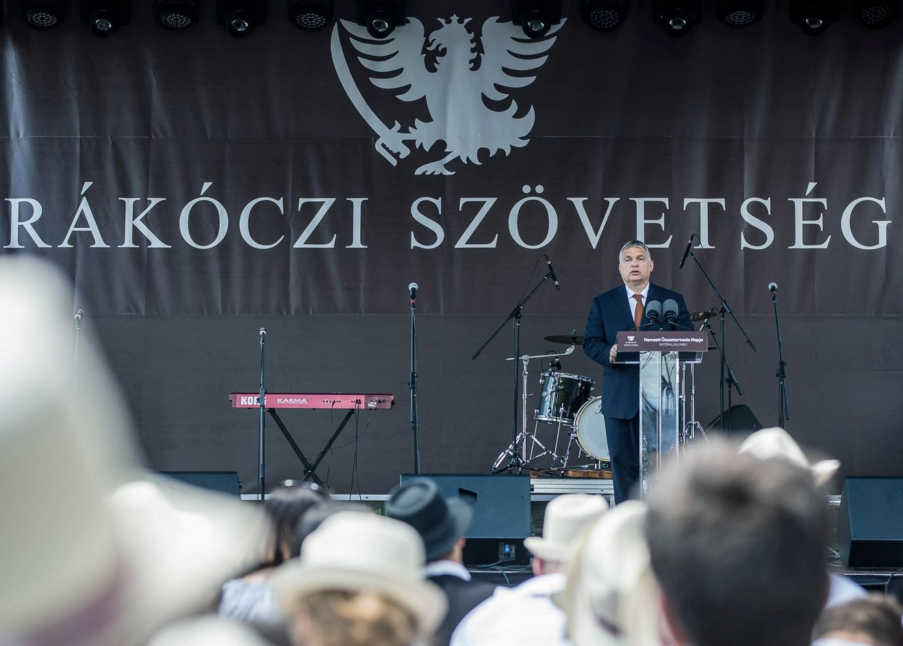 Orbán on Cohesion Day: 'Together We Will again Be Great, Successful, Victorious' post's picture