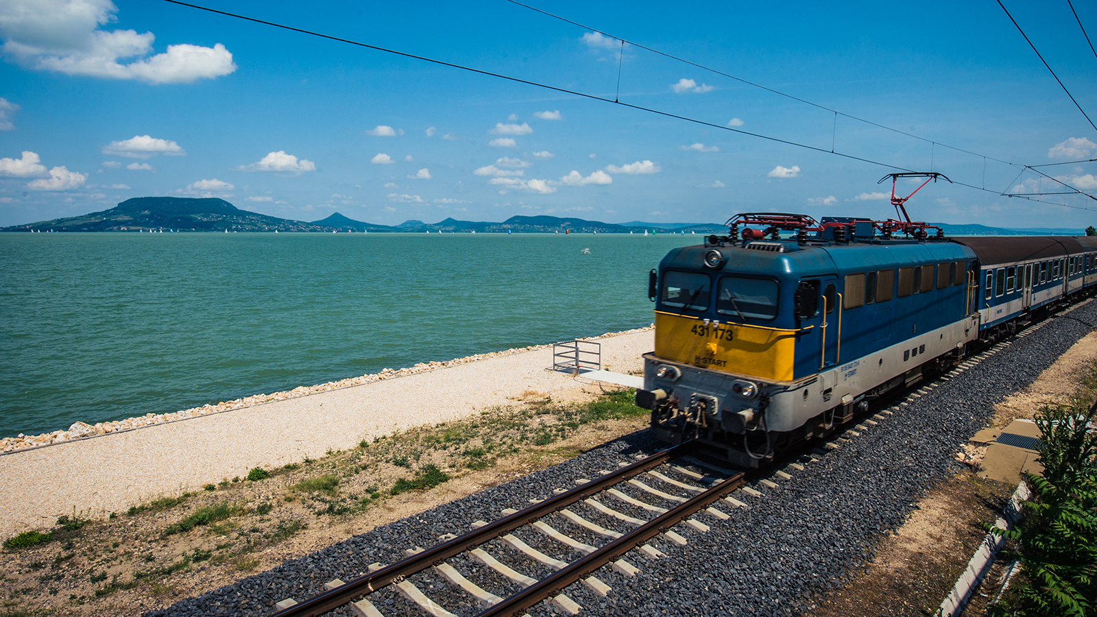 To Balaton by Railway: More Trains and Dining Carriages post's picture