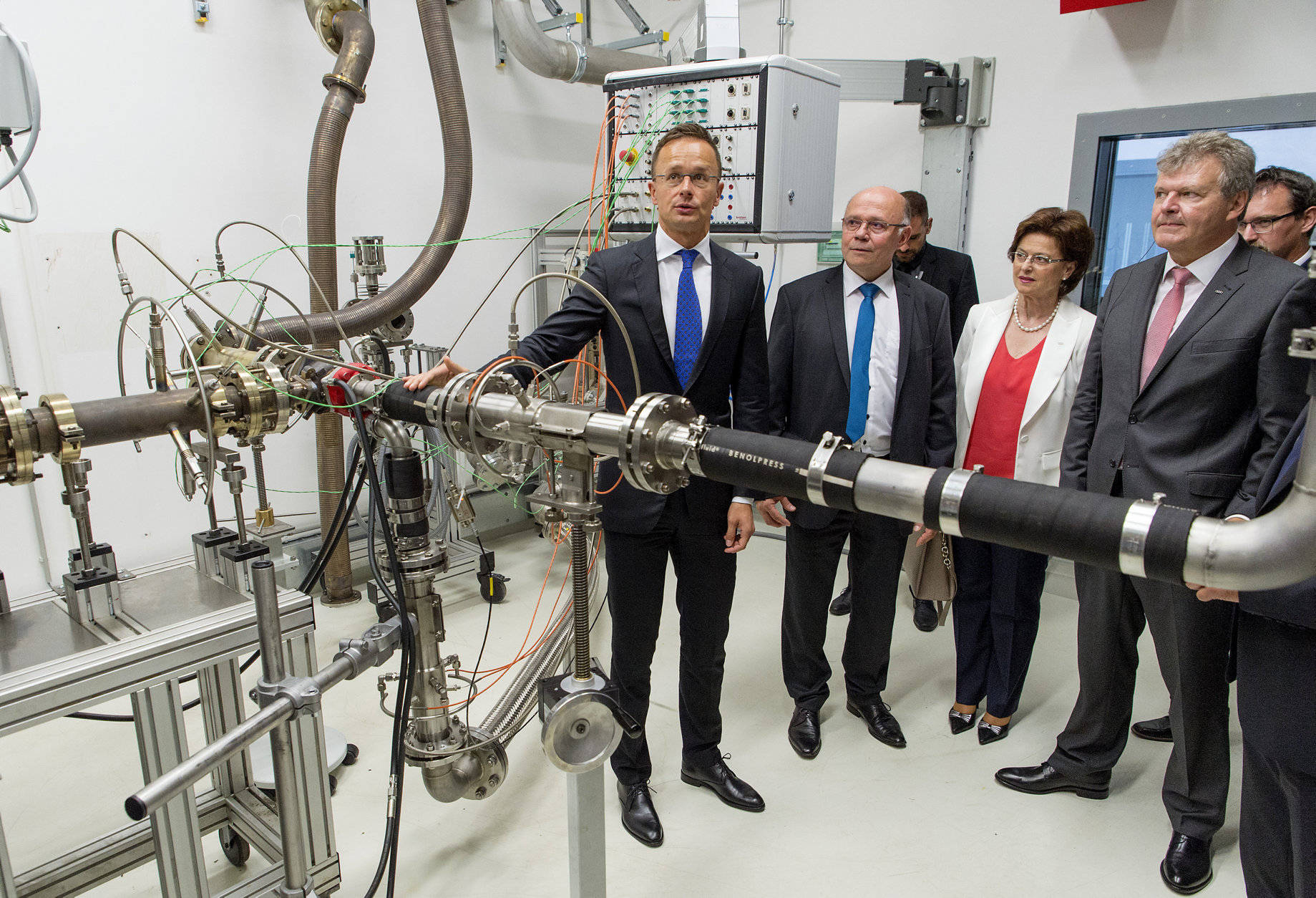 Győr University, Audi Inaugurate HUF 14.25 Bn Research Centre post's picture