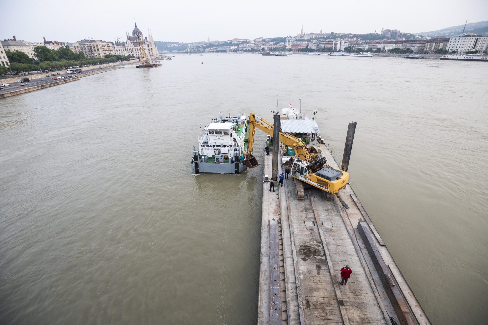 Ship Collision: Body of 19th Victim Found in South Budapest post's picture