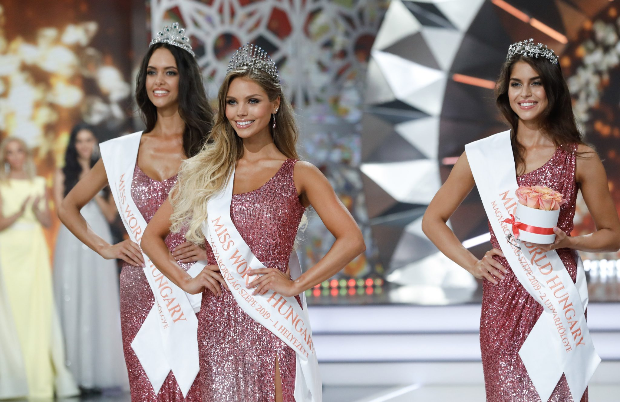 Miss World Hungary 2019: Krisztina Nagypál Crowned Winner post's picture
