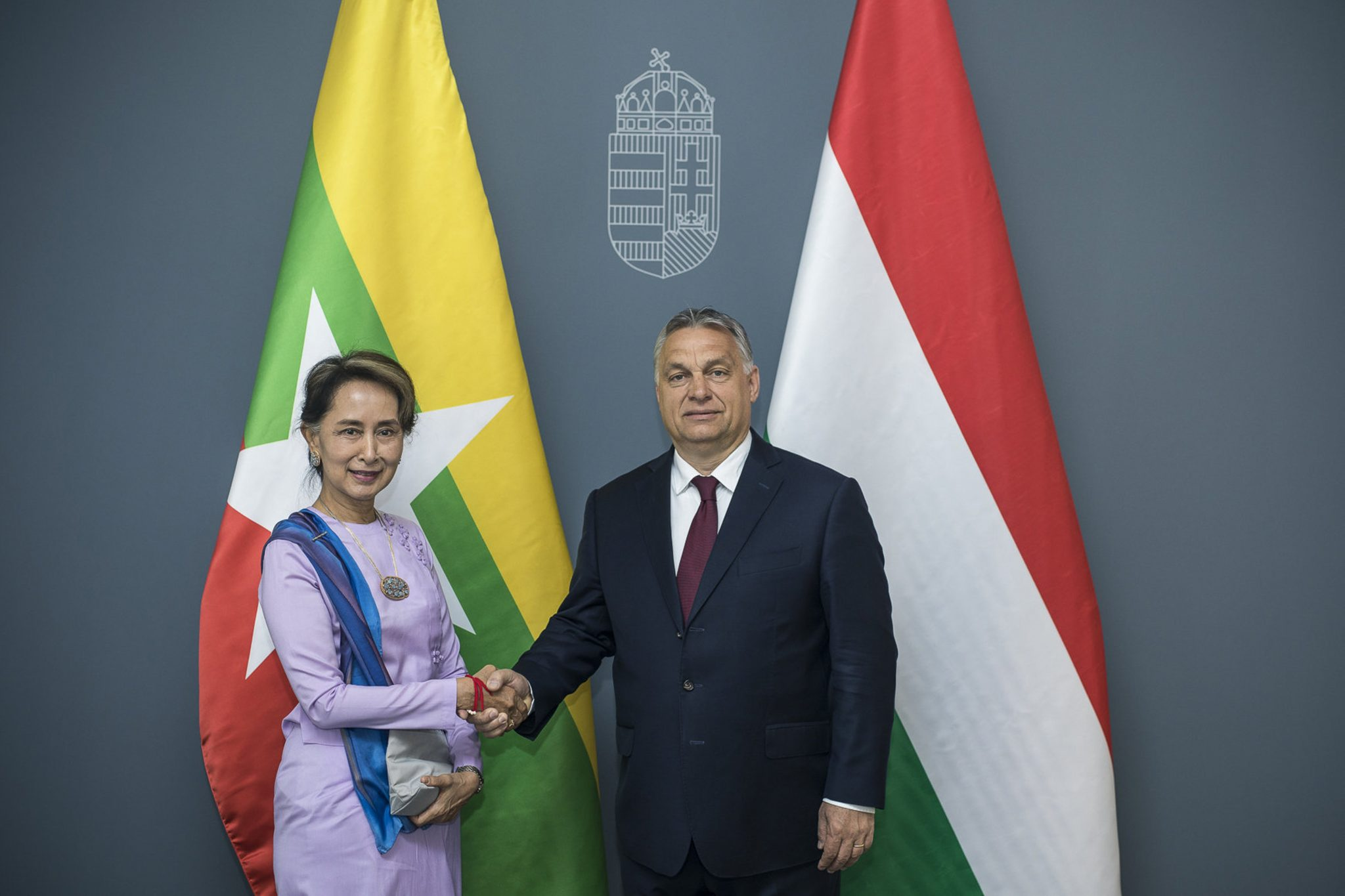 "Orbán to Myanmar State Counsellor: Hungarian Govt Rejects ""Export of Democracy"" post's picture"