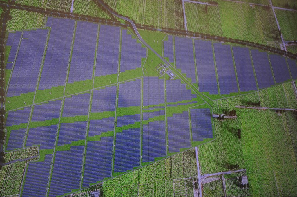 Chinese State Company Building Huge Solar Park in Kaposvár post's picture