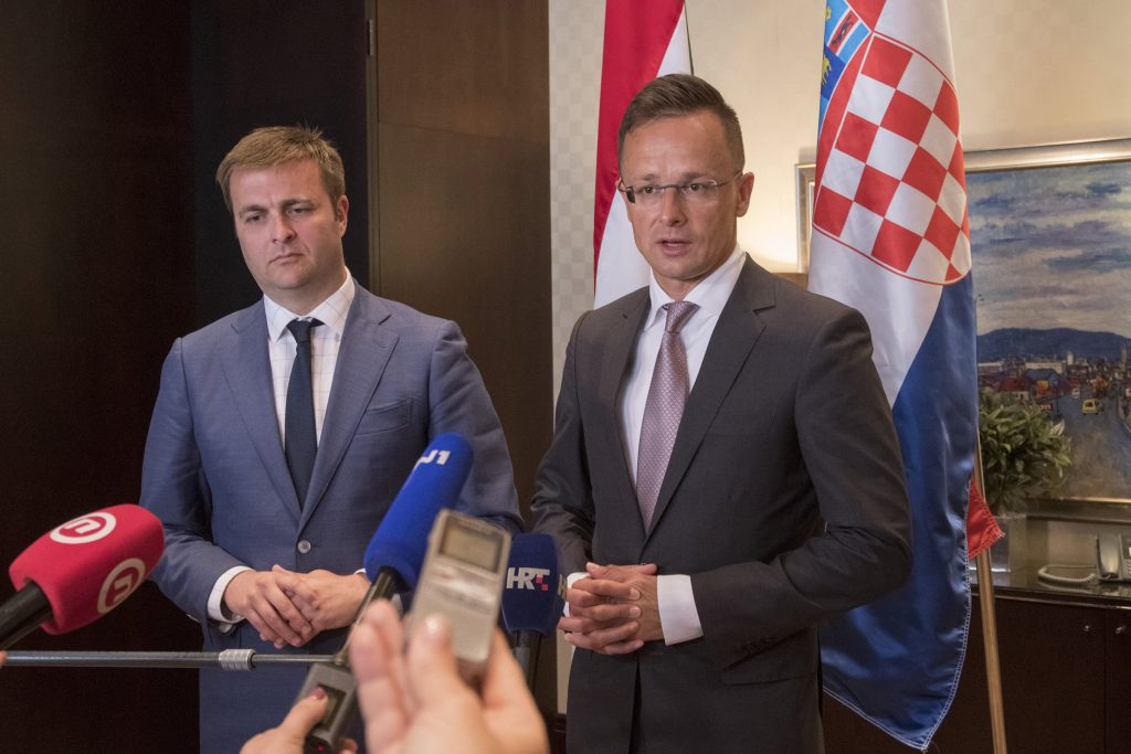 Foreign Minister: Croatia LNG Terminal in Hungary's Interest post's picture