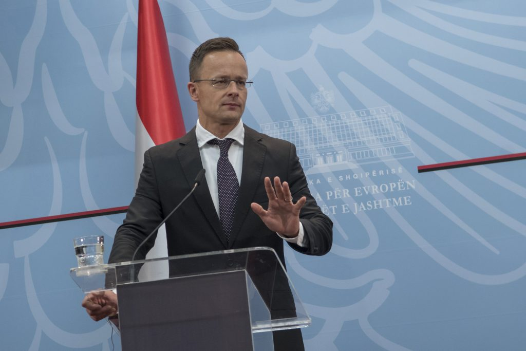 Hungary Proposals Accepted for NATO Statement on Ukraine 'after Last Minute' post's picture