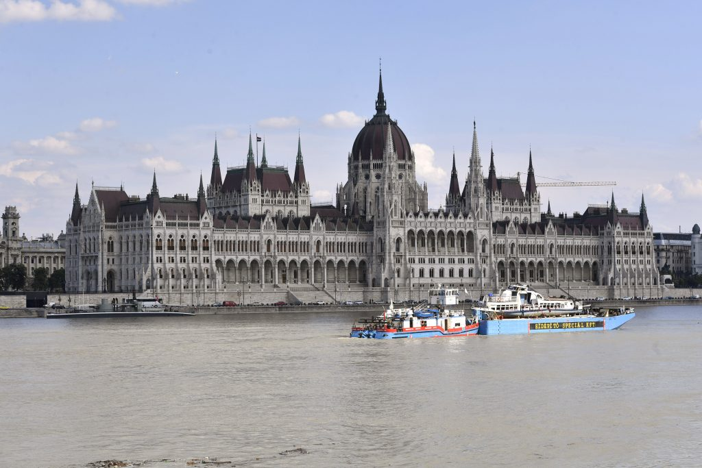 Jobbik Calls for Parlt Probe into Danube Collision post's picture