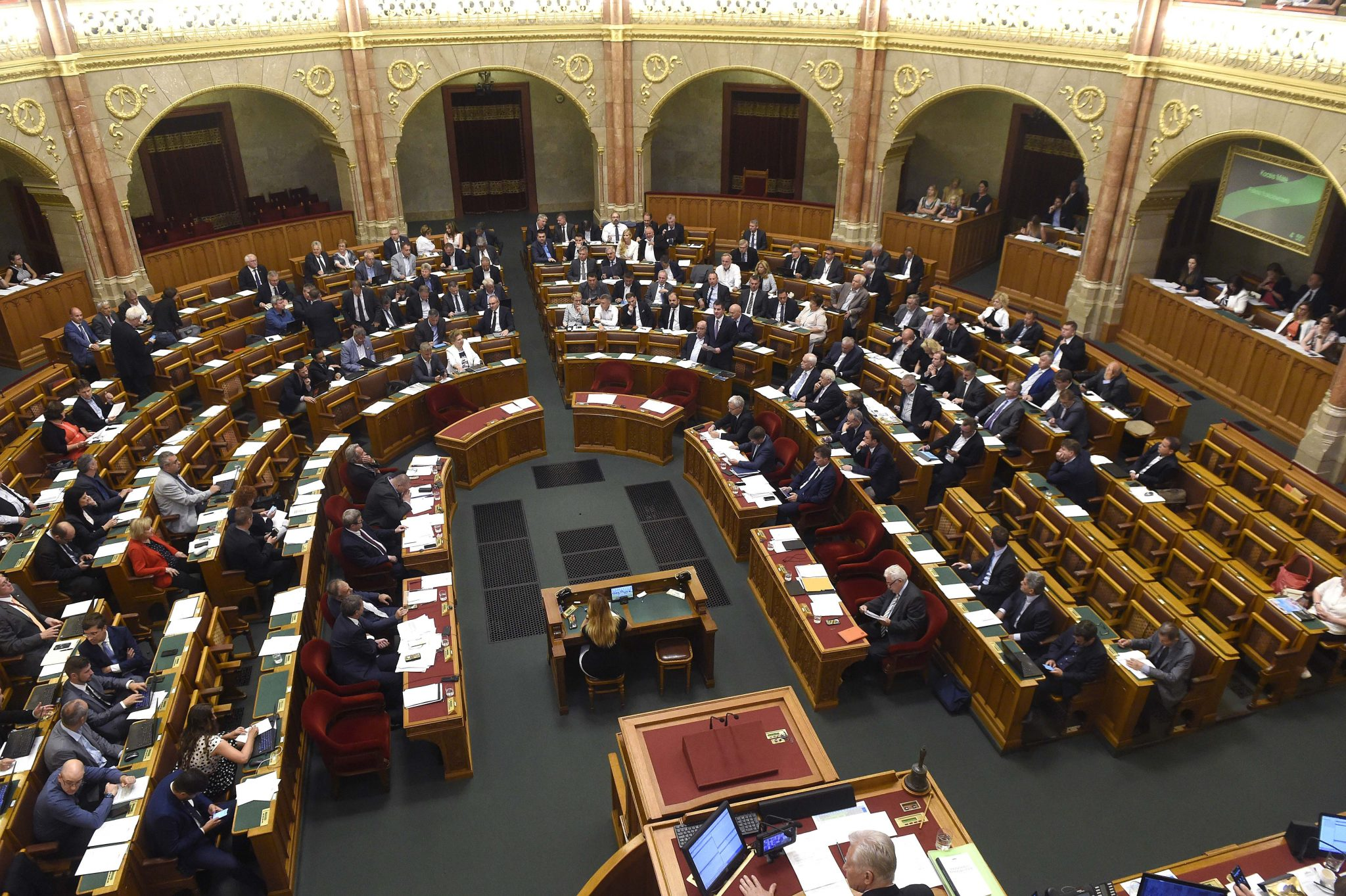 Governing Parties Propose Stricter Disciplinary Rules for Renitent MPs post's picture