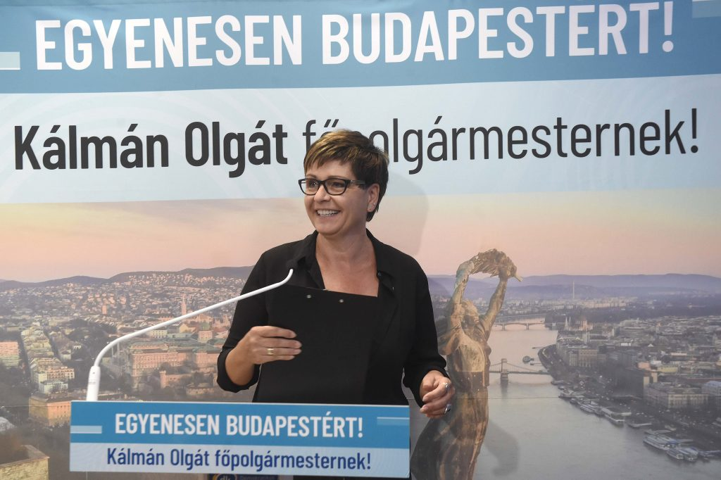 Opposition DK's Kálmán States Full Support for Karácsony post's picture