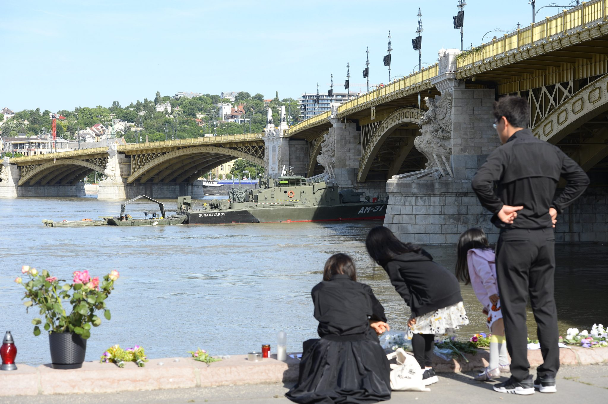 Seven South Korean Victims of the Danube Ship Crash Identified post's picture