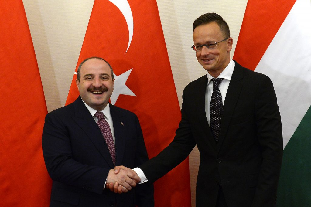 Foreign Minister: Hungary Wants Strong Economic Relations with Turkey post's picture