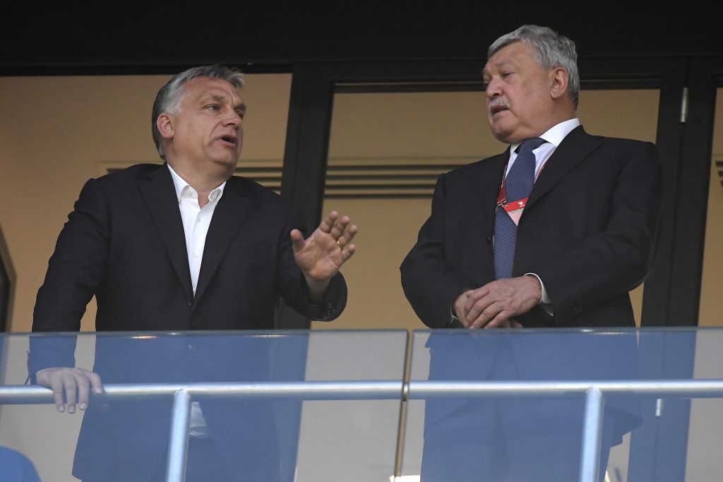 PM Orbán: Hungary Against Plan to Set up European Super League post's picture