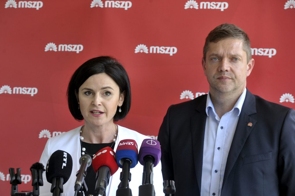 Future of MSZP Decided: Current Leader of Socialist Party Left without Challengers post's picture