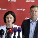 Socialists Elect Kunhalmi, Tóth Co-leaders