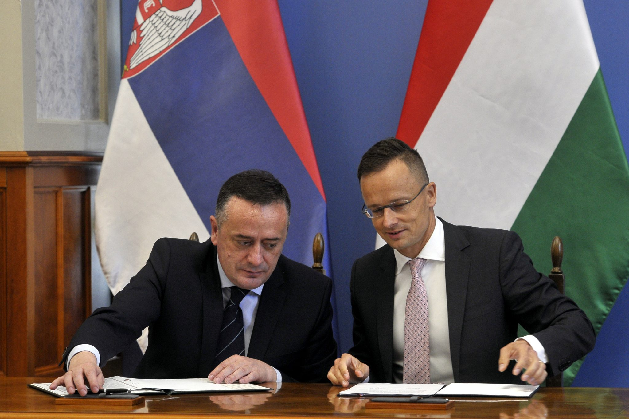 Hungary, Serbia Agree to Build Gas Interconnector post's picture