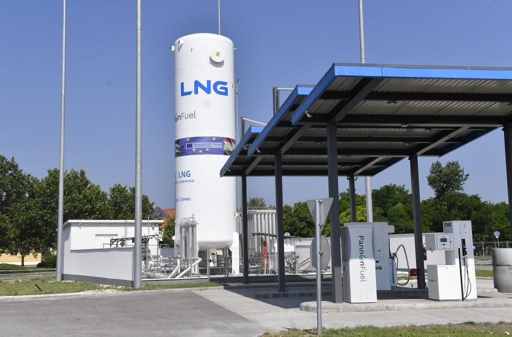 Croatia LNG Terminal Starts Delivery post's picture