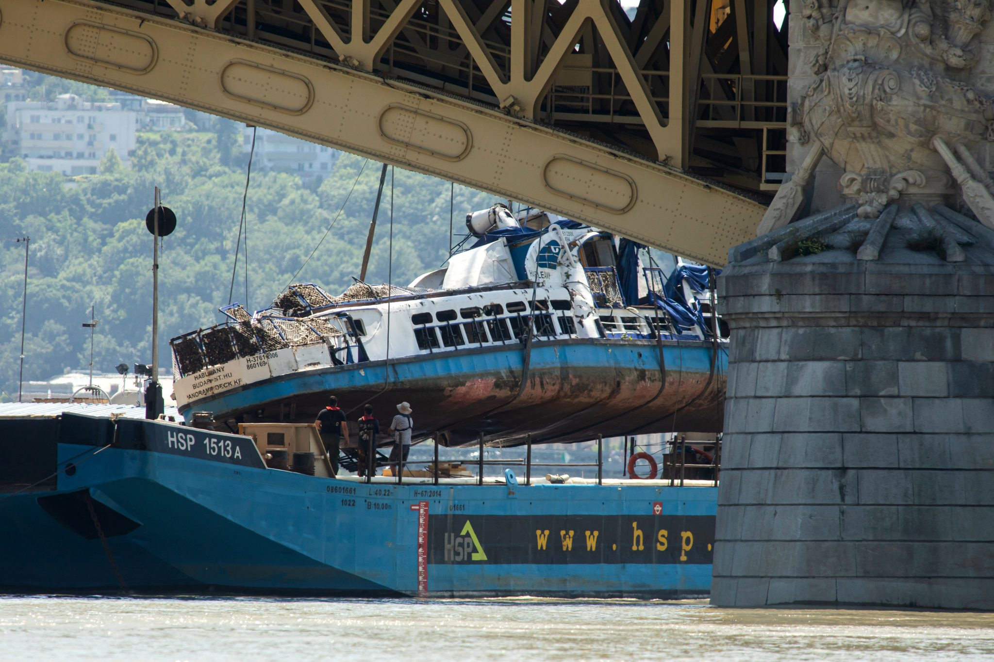 Hableány Ship Collision: Trial Postponed for September post's picture