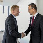 Szijjártó: More than 300,000 Jobs Created by German Companies in Hungary