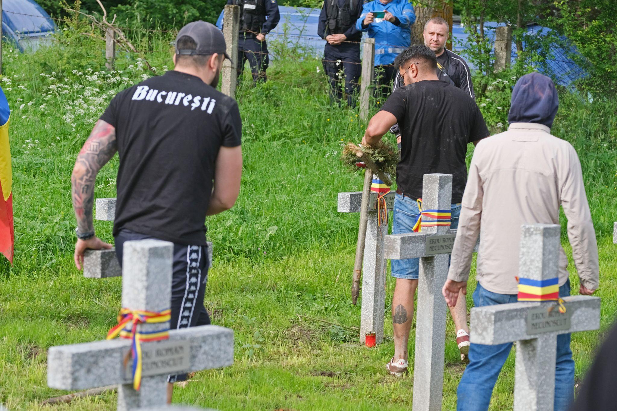 President Áder on Úzvölgye Cemetery Incident: 'Blasphemous, Unlawful and Immoral' post's picture