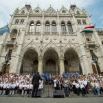 Thousands of Hungarian School Children Invited to Sing the 'Anthem of National Cohesion' on Thursday
