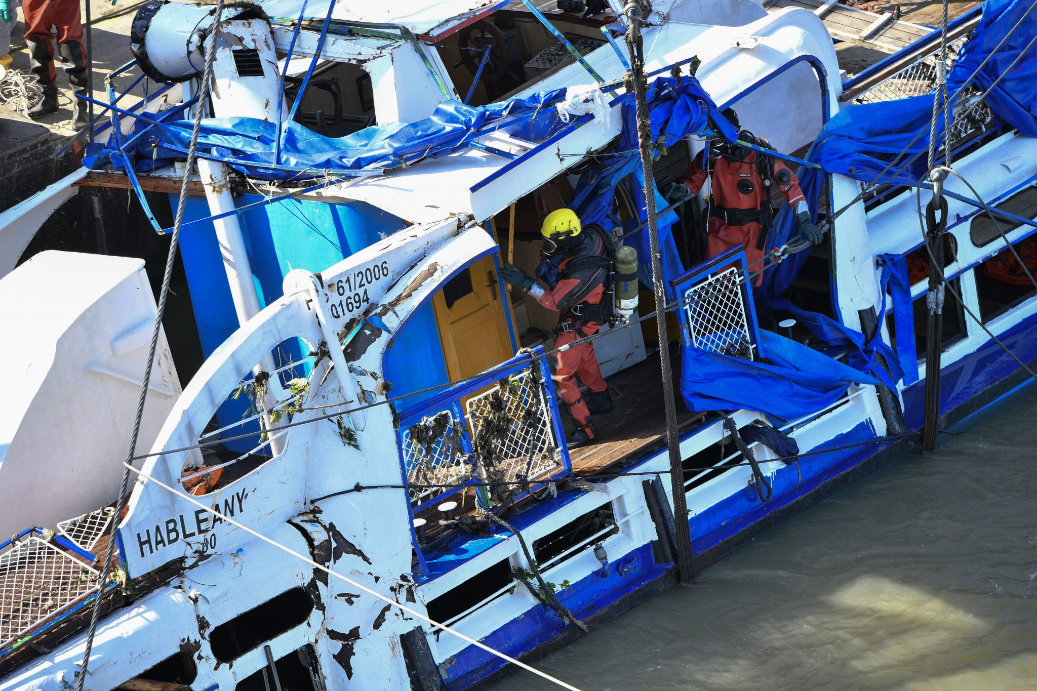 Ship Collision: Captain of Close-by Ship to Remain under Criminal Supervision