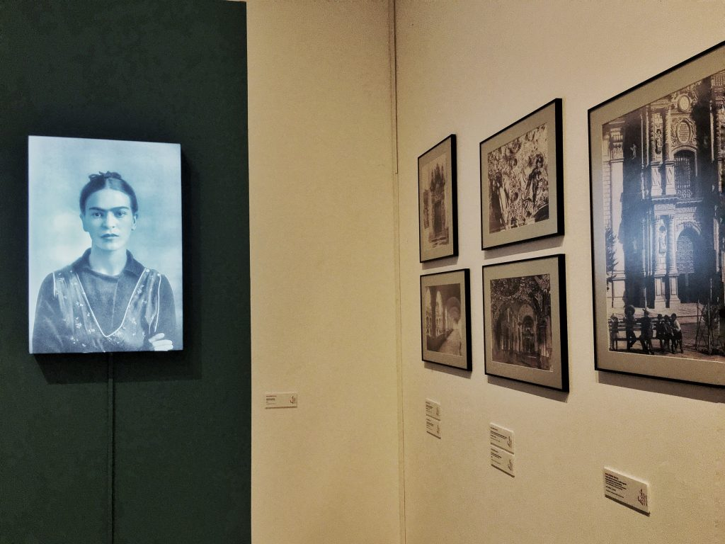 Frida's Country: Exhibition Opens on Architectural Photo's of Kahlo's Father post's picture