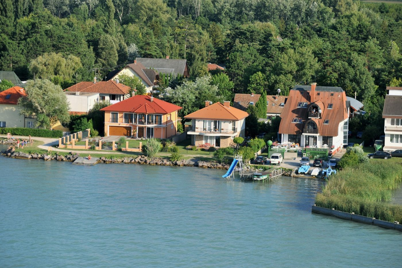 Property Prices at Balaton Near Those in Budapest post's picture
