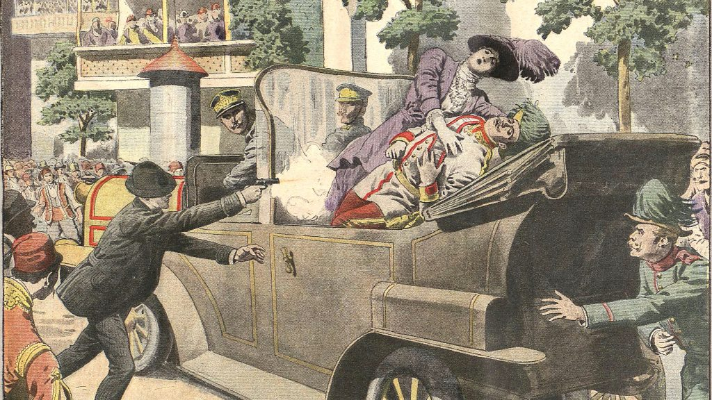 The Assassination of Franz Ferdinand: The Archduke Who Despised Hungarians post's picture