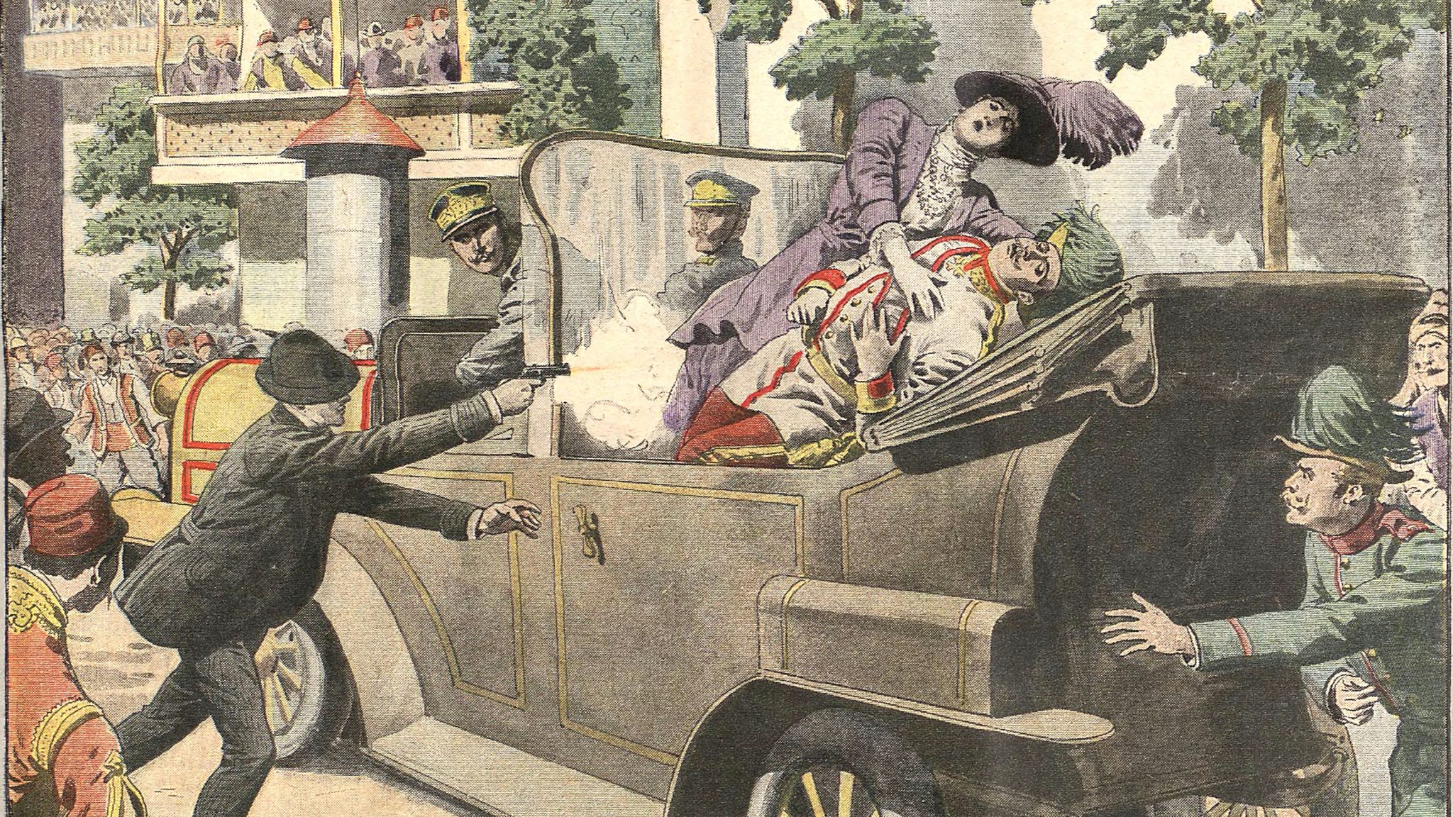 The Assassination of Franz Ferdinand: The Archduke Who Despised Hungarians  - Hungary Today