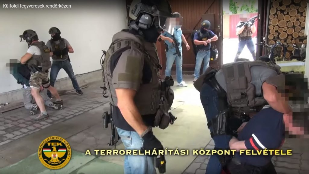 Armed Serbian Fugitives Caught in Szeged post's picture