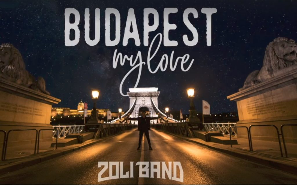 """Budapest My Love"": American-Hungarian Singer's Ode to His Home Country post's picture"