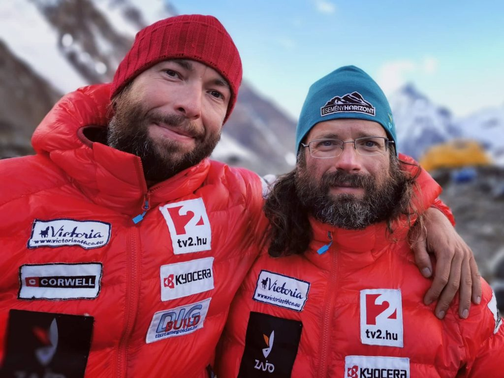 First Hungarian to Climb K2, World's Toughest Mountain post's picture