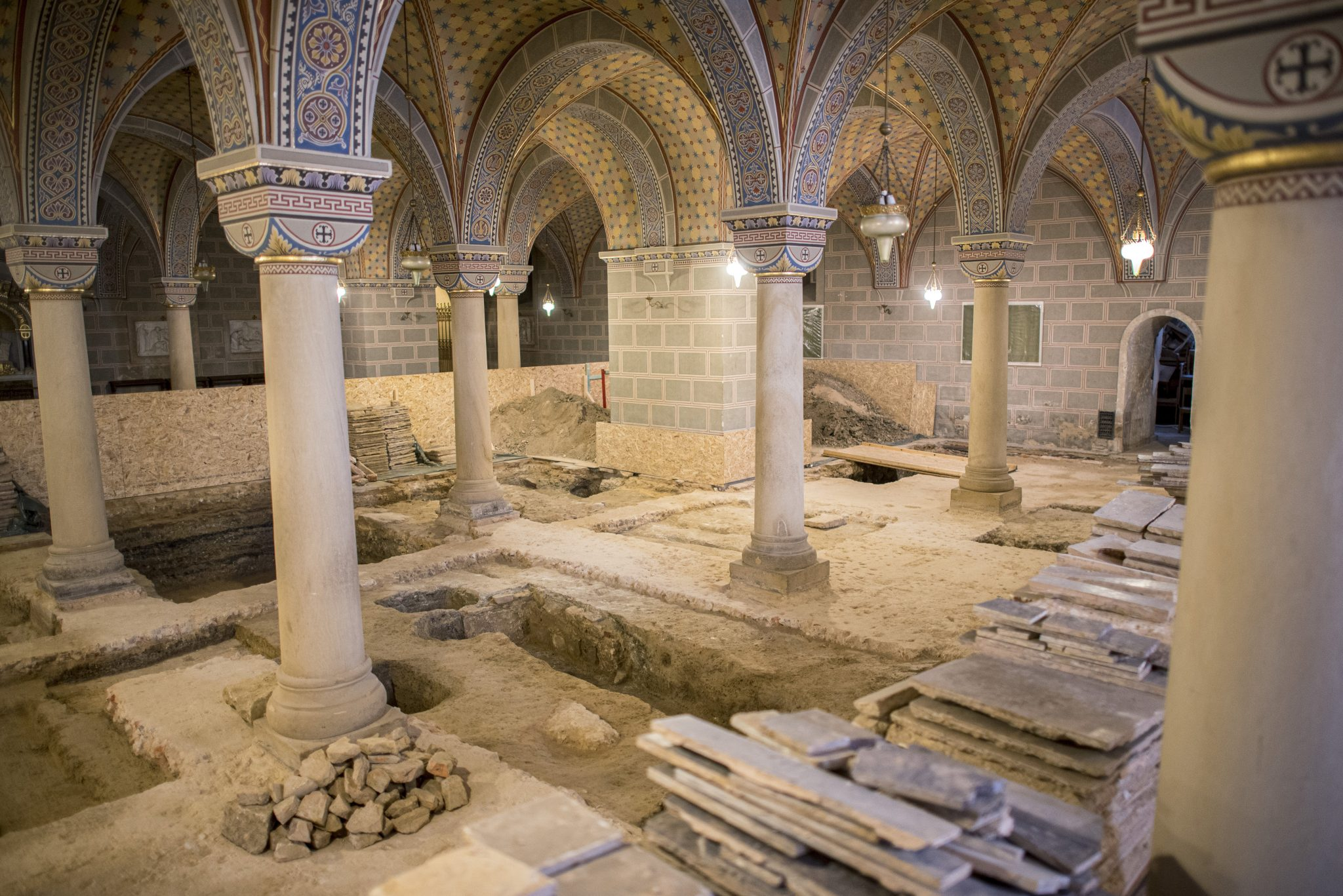 Tomb of 2nd Hungarian King Likely Found by Archaeologists