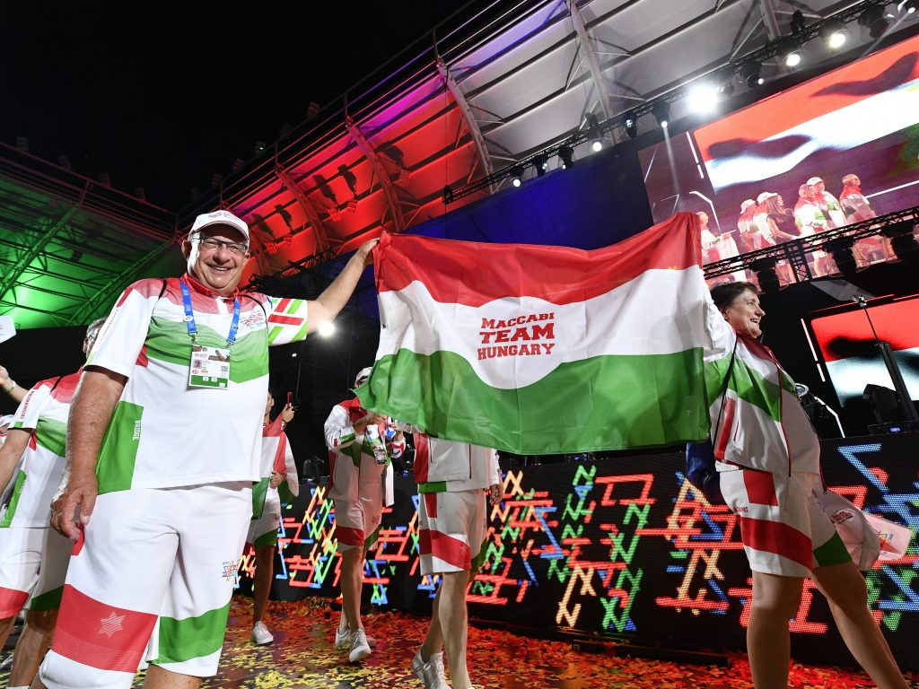 Hungary Second Most Successful at European Maccabi Games post's picture