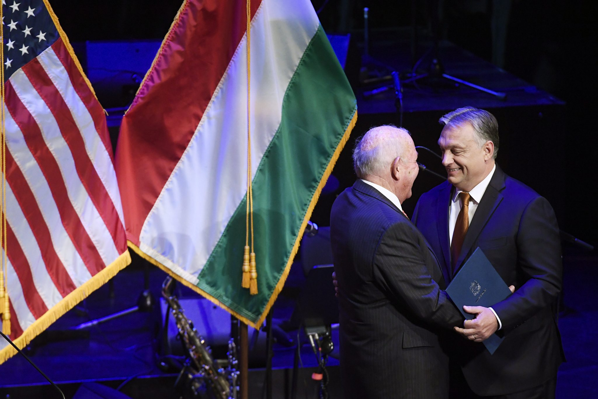 Orbán: 'US Can Count on Us, both in Meeting Rooms and on Battlefields' post's picture