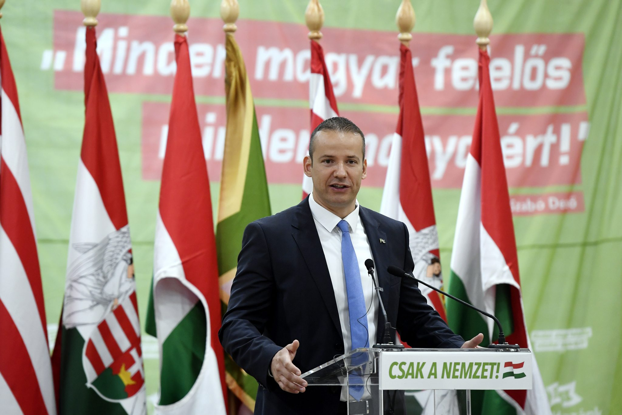 Mi Hazánk First Congress: 'Fidesz Hipocrite, Left Demagogue' post's picture