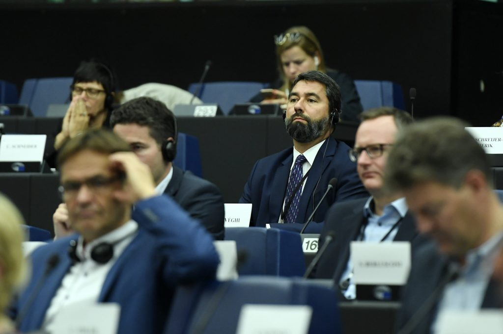 Fidesz MEP Slams Opposition for 'Attacking National Interests' in Brussels post's picture