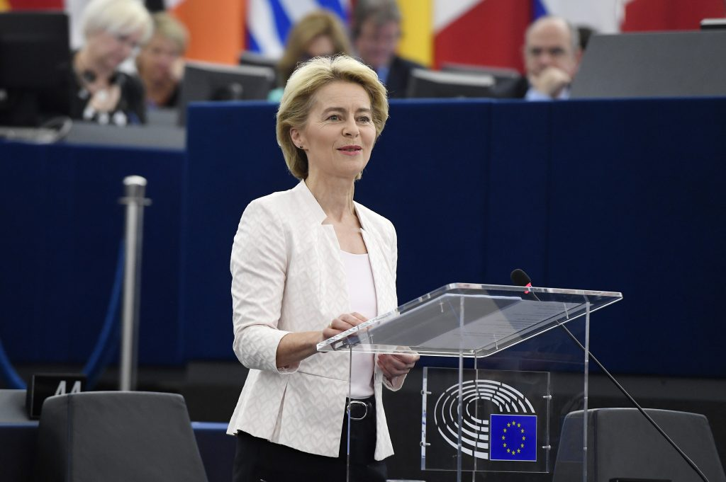Ursula Von Der Leyen: Debates About Hungary Must be More Objective post's picture