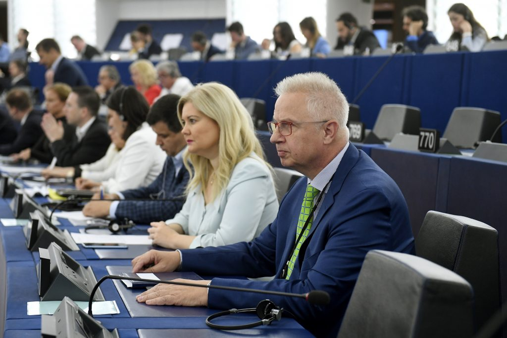 Trócsányi's Way Not Paved to the European Commission? post's picture