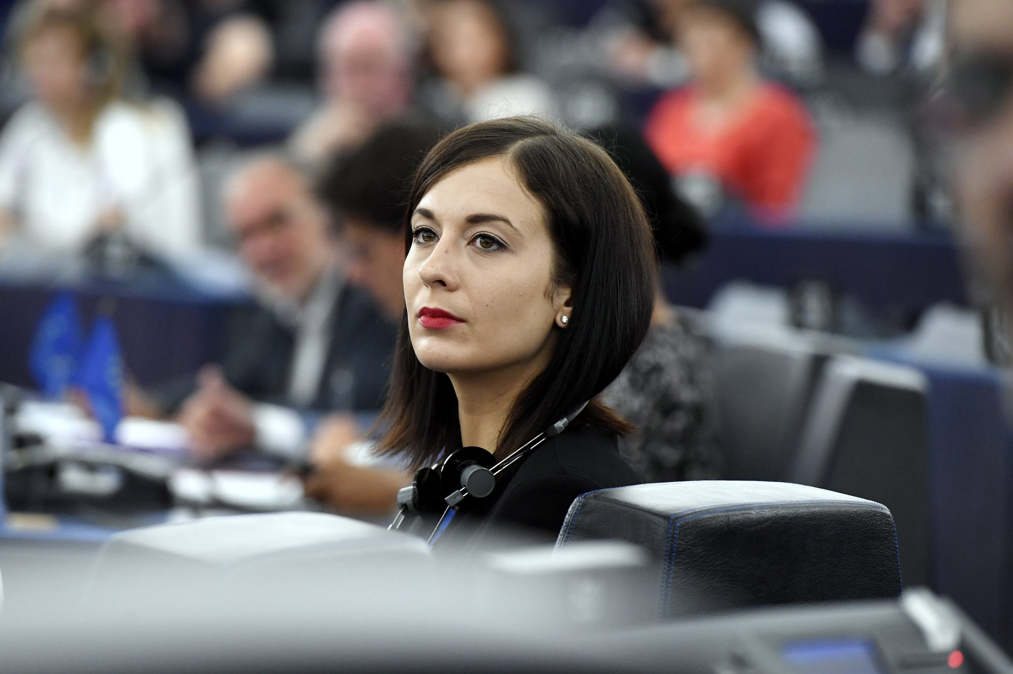 Momentum MEP Katalin Cseh Calls on EU Help Fund Free Media in Hungary post's picture