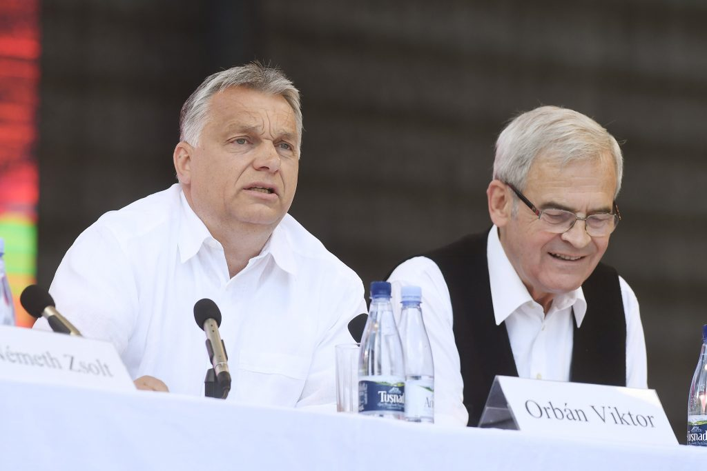 Orbán: Hungary Says 'Yes' to Democracy, 'No' to Liberalism post's picture