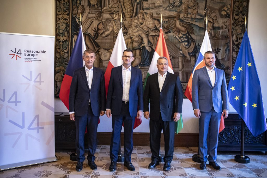 The V4 Countries and Brussels in the Years to Come post's picture