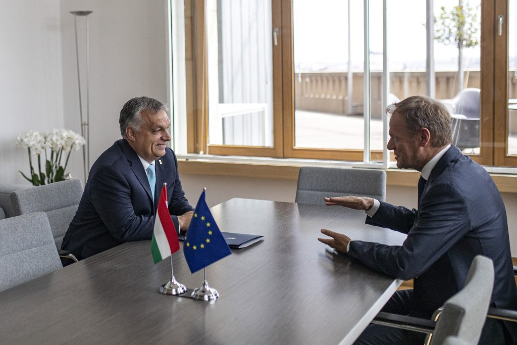 Der Spiegel: Fidesz to Remain in EPP 'in Near Future' post's picture
