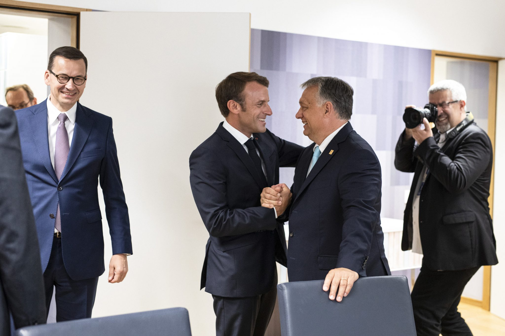 Orbán to Meet Macron in Paris on Friday post's picture