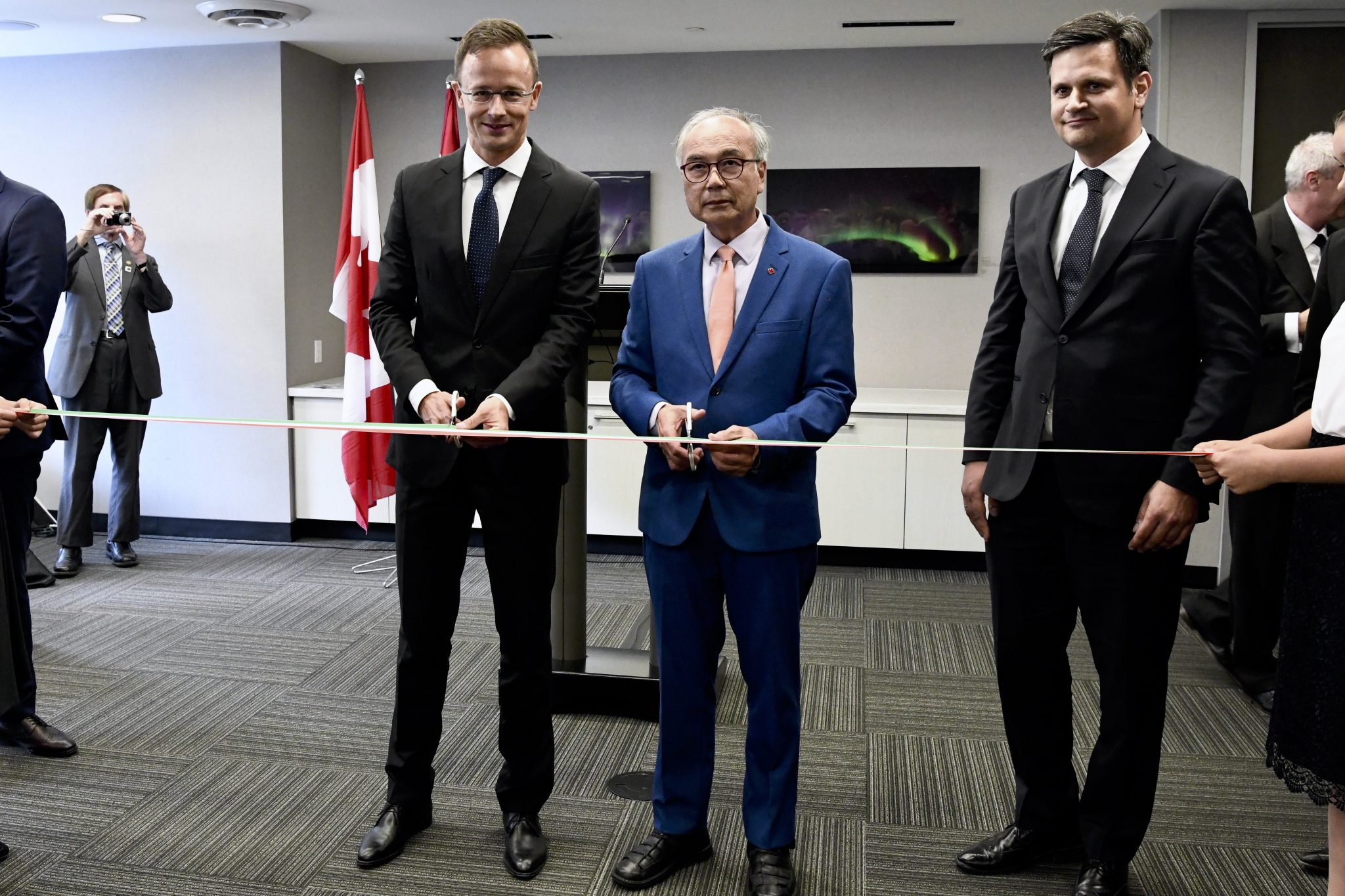 Foreign Minister Szijjártó Opens Consulate in Vancouver post's picture