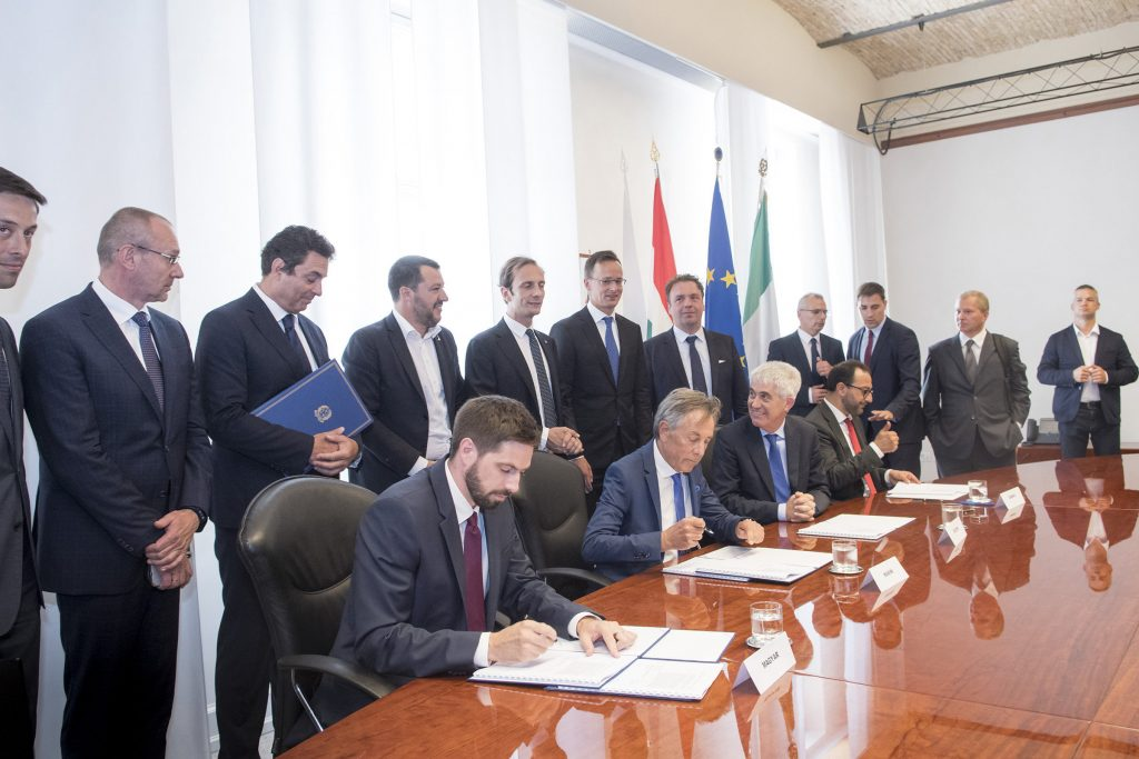 Hungary Inks Deal on Trieste Port post's picture