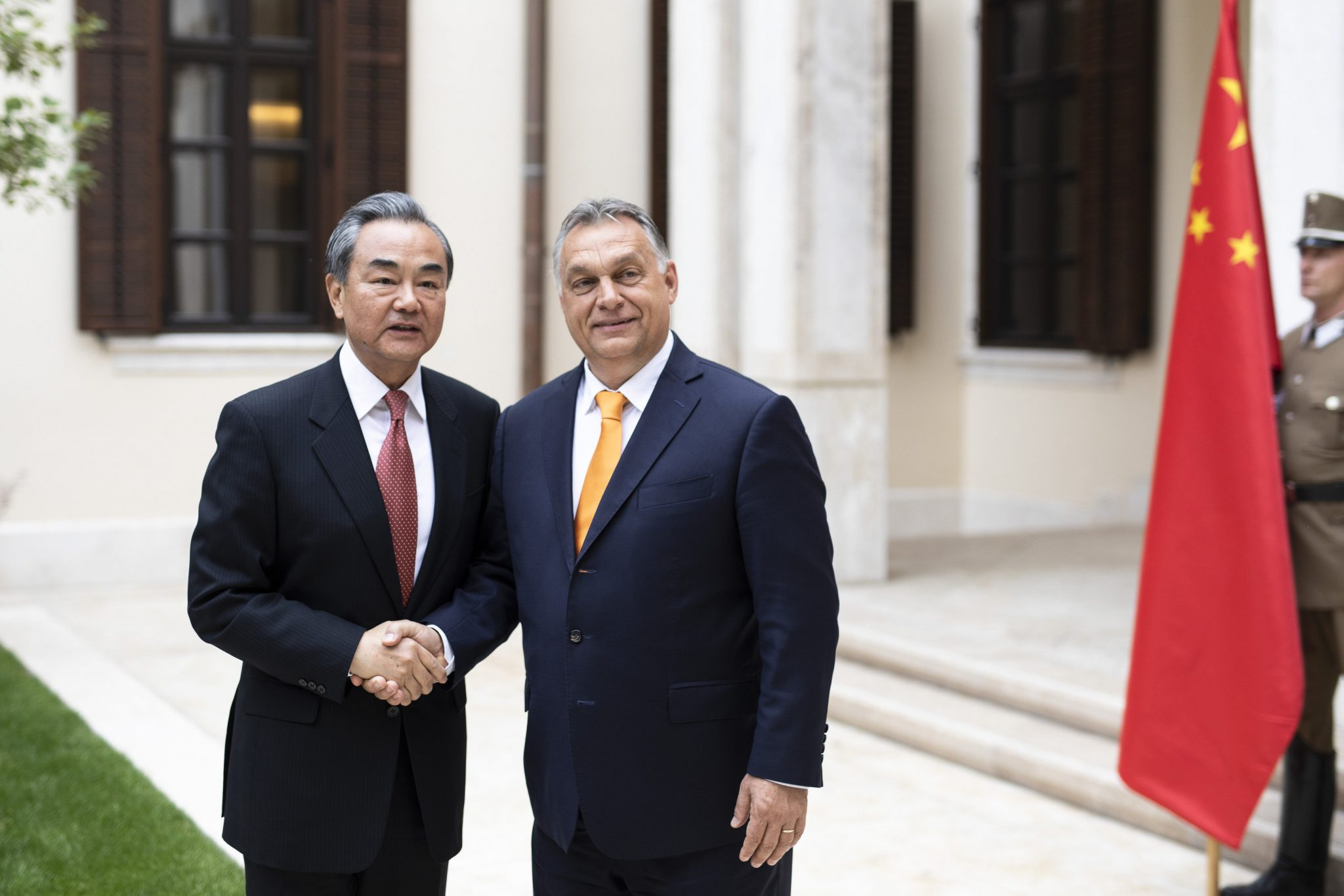 Orbán Meets Chinese Foreign Minister, Praises Friendship and Partnership post's picture