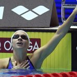 Olympic Swimmer Boglárka Kapás Tests Positive for Coronavirus