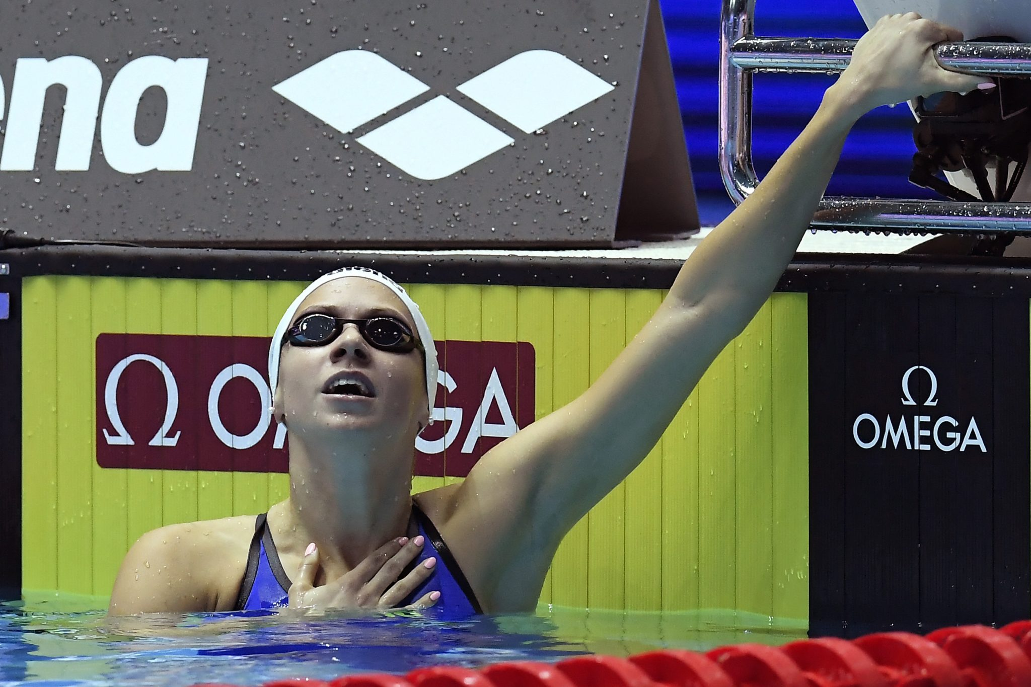 Olympic Swimmer Boglárka Kapás Tests Positive for Coronavirus post's picture